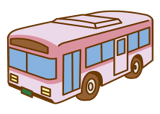 バスのラゲッジ